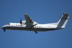 セブンさんが、伊丹空港で撮影した国土交通省 航空局 DHC-8-315Q Dash 8の航空フォト(飛行機 写真・画像)
