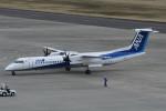 kuro2059さんが、仙台空港で撮影したANAウイングス DHC-8-402Q Dash 8の航空フォト(写真)