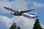 パンダさんが、成田国際空港で撮影したフィンエアー A330-302Xの航空フォト(飛行機 写真・画像)