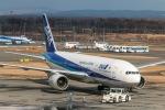 RUNWAY23.TADAさんが、新千歳空港で撮影した全日空 777-281/ERの航空フォト(写真)