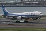 RUNWAY23.TADAさんが、羽田空港で撮影した全日空 777-281の航空フォト(写真)