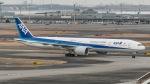 RUNWAY23.TADAさんが、羽田空港で撮影した全日空 777-381/ERの航空フォト(写真)