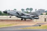Tomo-Papaさんが、フェアフォード空軍基地で撮影したイギリス空軍 Tornado ECRの航空フォト(写真)