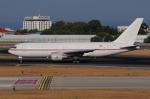 ぼんやりしまちゃんさんが、リスボン・ウンベルト・デルガード空港で撮影したヨルダン・アビエーション 767-204/ERの航空フォト(写真)