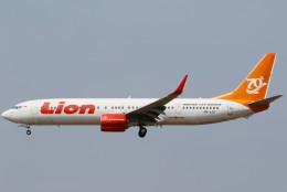 Itami Spotterさんが、クアラルンプール国際空港で撮影したライオン・エア 737-9GP/ERの航空フォト(飛行機 写真・画像)