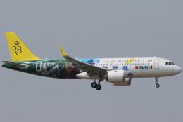 Itami Spotterさんが、クアラルンプール国際空港で撮影したロイヤルブルネイ航空 A320-251Nの航空フォト(飛行機 写真・画像)