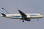 Itami Spotterさんが、クアラルンプール国際空港で撮影したヒマラヤ・エアラインズ A320-214の航空フォト(写真)