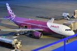 kuro2059さんが、仙台空港で撮影したピーチ A320-214の航空フォト(写真)