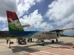 FlyHideさんが、プラスラン島空港で撮影したエアセイシェル DHC-6-400 Twin Otterの航空フォト(写真)