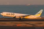 RUNWAY23.TADAさんが、羽田空港で撮影したAIR DO 767-381の航空フォト(写真)