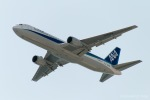 RUNWAY23.TADAさんが、関西国際空港で撮影した全日空 767-381/ERの航空フォト(飛行機 写真・画像)