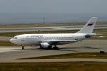 Crosswindさんが、関西国際空港で撮影したアエロフロート・ロシア航空 A310-325/ETの航空フォト(写真)