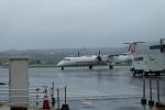 ピーノックさんが、出雲空港で撮影した日本エアコミューター DHC-8-402Q Dash 8の航空フォト(写真)