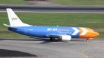誘喜@運営による投稿・アクセス規制中さんが、シンガポール・チャンギ国際空港で撮影したネプチューン・エア 737-3S3(QC)の航空フォト(写真)