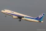 RUNWAY23.TADAさんが、羽田空港で撮影した全日空 A320-211の航空フォト(飛行機 写真・画像)