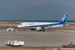 RUNWAY23.TADAさんが、大分空港で撮影した全日空 A320-211の航空フォト(飛行機 写真・画像)