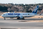 RUNWAY23.TADAさんが、成田国際空港で撮影した全日空 767-316F/ERの航空フォト(写真)