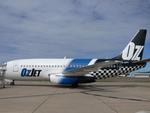 ぶちょさんが、タウンズビル空港で撮影したオズジェット 737-229/Advの航空フォト(飛行機 写真・画像)