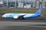 シュウさんが、羽田空港で撮影した中国南方航空 787-8 Dreamlinerの航空フォト(写真)