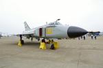 ちゃぽんさんが、珠海金湾空港で撮影した中国人民解放軍 空軍 J-8IIの航空フォト(飛行機 写真・画像)