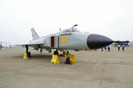 ちゃぽんさんが、珠海金湾空港で撮影した中国人民解放軍 空軍 J-8IIの航空フォト(写真)