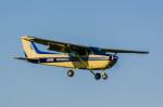 NCT310さんが、調布飛行場で撮影した東京航空 172P Skyhawk IIの航空フォト(写真)