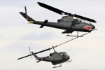 masa707さんが、ポートランド・ヒルズボロ空港で撮影したアメリカ陸軍 AH-1 Cobraの航空フォト(写真)