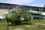 ちゃぽんさんが、モニノ空軍博物館で撮影したソビエト空軍 Mi-4の航空フォト(写真)