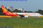 Chofu Spotter Ariaさんが、成田国際空港で撮影した海南航空 737-8BKの航空フォト(飛行機 写真・画像)