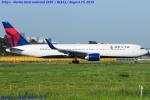 Chofu Spotter Ariaさんが、成田国際空港で撮影したデルタ航空 767-332/ERの航空フォト(写真)