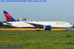 Chofu Spotter Ariaさんが、成田国際空港で撮影したデルタ航空 777-232/LRの航空フォト(写真)