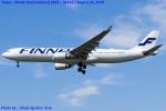 Chofu Spotter Ariaさんが、成田国際空港で撮影したフィンエアー A330-302Xの航空フォト(飛行機 写真・画像)
