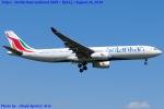 Chofu Spotter Ariaさんが、成田国際空港で撮影したスリランカ航空 A330-343Eの航空フォト(飛行機 写真・画像)