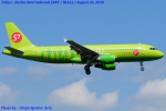 Chofu Spotter Ariaさんが、成田国際空港で撮影したS7航空 A320-214の航空フォト(飛行機 写真・画像)