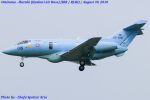 Chofu Spotter Ariaさんが、茨城空港で撮影した航空自衛隊 U-125A(Hawker 800)の航空フォト(写真)