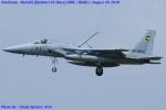 Chofu Spotter Ariaさんが、茨城空港で撮影した航空自衛隊 F-15J Eagleの航空フォト(写真)