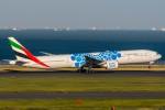 羽田空港 - Tokyo International Airport [HND/RJTT]で撮影されたエミレーツ航空 - Emirates [EK/UAE]の航空機写真