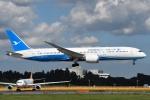 shimashimaさんが、成田国際空港で撮影した厦門航空 787-9の航空フォト(写真)