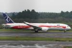 幻想航空 Air Gensouさんが、成田国際空港で撮影したLOTポーランド航空 787-9の航空フォト(写真)