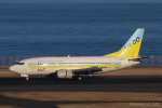 RUNWAY23.TADAさんが、羽田空港で撮影したAIR DO 737-54Kの航空フォト(飛行機 写真・画像)