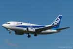 RUNWAY23.TADAさんが、成田国際空港で撮影したANAウイングス 737-54Kの航空フォト(写真)