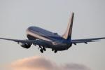 つっさんさんが、伊丹空港で撮影した全日空 737-881の航空フォト(写真)