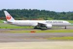 Tomo_mcz_lgmさんが、成田国際空港で撮影した日本航空 777-346/ERの航空フォト(写真)