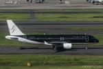 RUNWAY23.TADAさんが、羽田空港で撮影したスターフライヤー A320-214の航空フォト(飛行機 写真・画像)