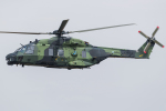 Tomo-Papaさんが、フェアフォード空軍基地で撮影したフィンランド陸軍 NH90の航空フォト(写真)