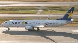 RUNWAY23.TADAさんが、羽田空港で撮影したスカイマーク 737-8HXの航空フォト(飛行機 写真・画像)