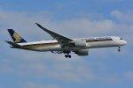 islandsさんが、羽田空港で撮影したシンガポール航空 A350-941XWBの航空フォト(写真)