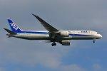 islandsさんが、羽田空港で撮影した全日空 787-9の航空フォト(写真)