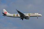 islandsさんが、羽田空港で撮影したジェイ・エア ERJ-190-100(ERJ-190STD)の航空フォト(写真)