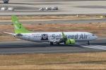 RUNWAY23.TADAさんが、羽田空港で撮影したソラシド エア 737-81Dの航空フォト(写真)